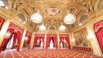Les coulisses du Palais de l'Elysee