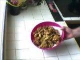 La recette du poulet poivre et sel (recette facile et rapide)