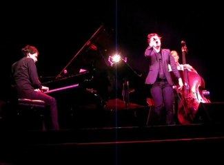 Baptiste Trotignon Trio + Jeanne Added