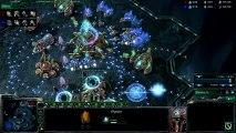 Starcraft 2 Replay - Terran Vs Protoss - video dailymotion