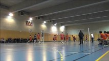 2012/2013 - VOLLEY BALL R1M IDF - PARIS AC vs ASNIERES