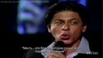 #SRK @iamsrk Shahrukh Khan at the THiNK 2012 with Russian subtitles