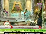 Morning With Juggan By PTV Home - 25th February 2013 - Part 2