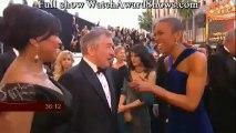 #Robert DeNiro Academy Awards 2013 red carpet interview [HD]