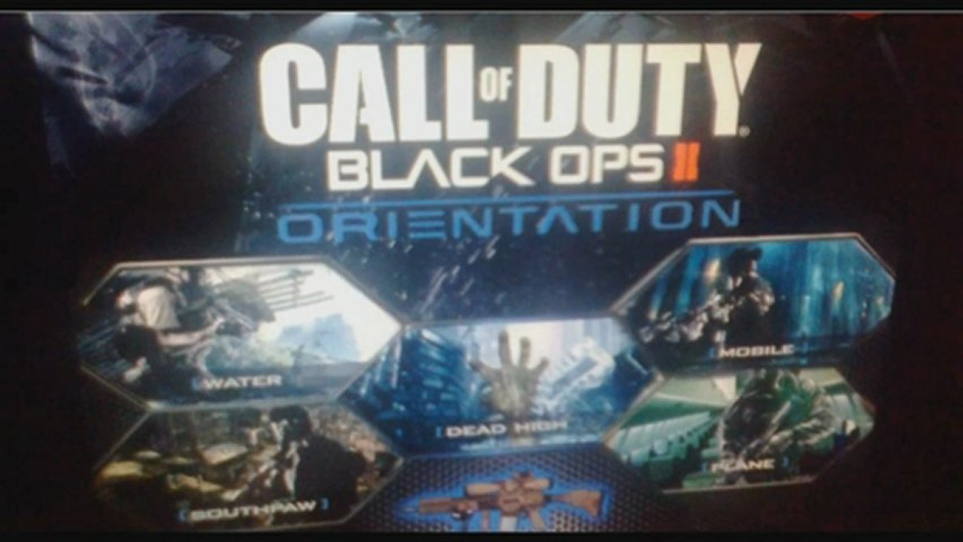 Black Ops 2 New Leaked Orientation Map Pack New Gun Dlc Online Maps Zombie Map Bo2 New Dlc Video Dailymotion