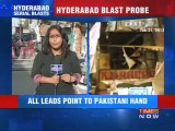Hyderabad Blasts: Clear ISI link to serial blasts?