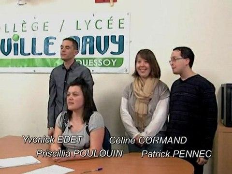 Ville Davy tv du 23 février 2013
