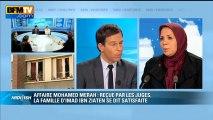 Un an après, la mère d'une victime de Mohamed Merah témoigne sur BFMTV - 25/02
