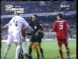 2004 (March 10) Real Madrid (Spain) 1-Bayern Munich (Germany) 0 (Champions League)