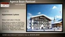 A vendre - Appartement 2 pièces - PRAZ-SUR-ARLY (74120) - 2 pièces
