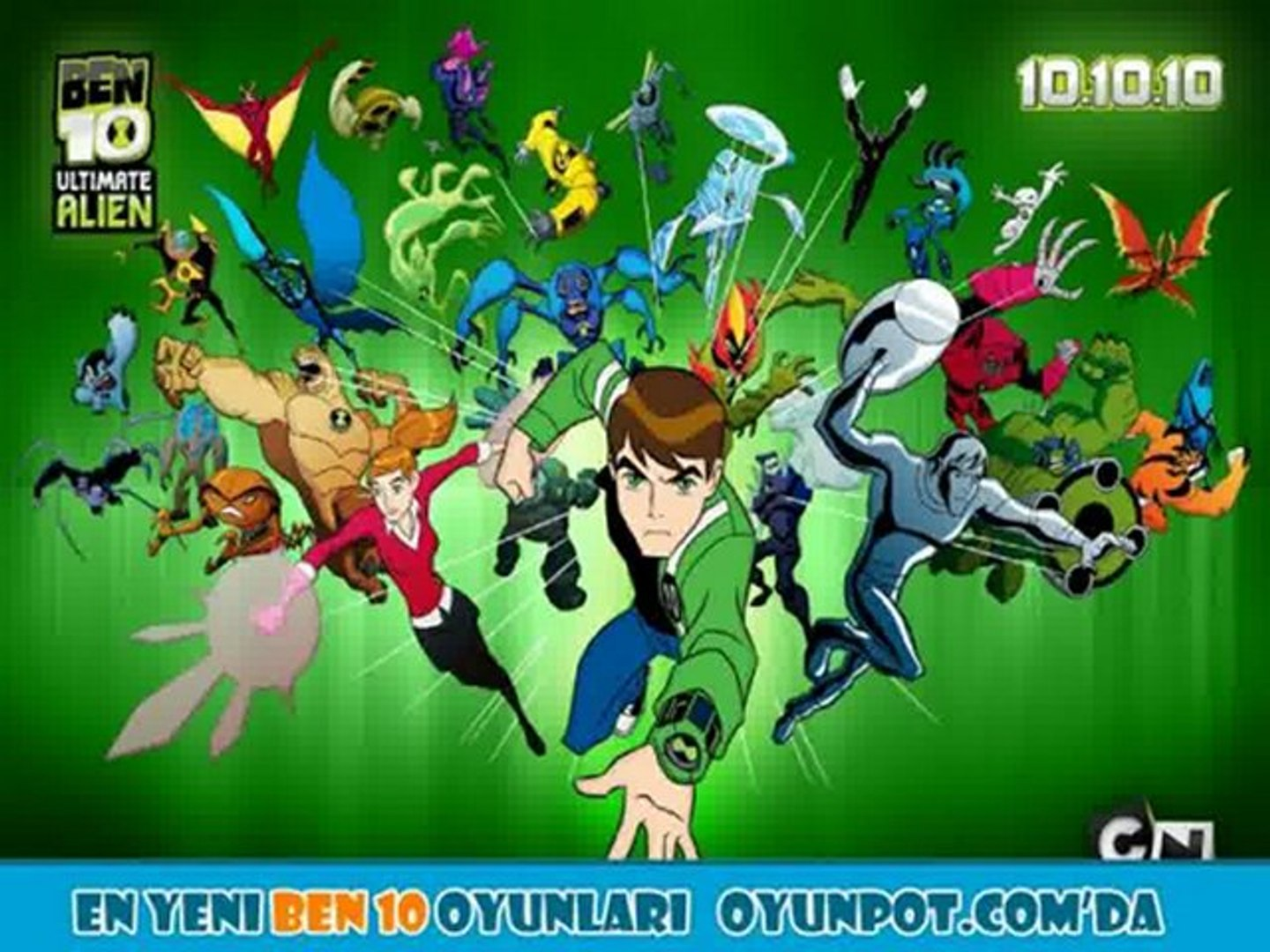 Ben 10 Boyama Video Dailymotion