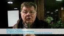 Paroles citoyennes : projet ligne THT entre Lille et Arras (élu Raymond Namyst)