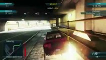 "Need For Speed Most Wanted Part 6 ""Most Wanted #10"" (NFS01)"