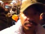 7h54► OrlyBus, trajet AutoRoute Sud-Paris ☀ 27/12/2012 Voyage Retour ✈ Paris/Guadeloupe ☺ Yannis Olivier Leborgne Malahël