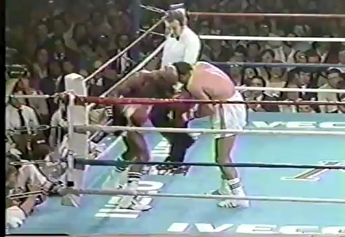 Marvin Hagler vs Juan Domingo Roldan 1984-03-30