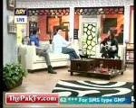Aijaz Aslam in Nida Yasir show tells about Forever Living Products in Pakistan