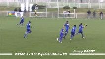 CFA2 : Estac 3-3 St Pryvé-St Hilaire FC