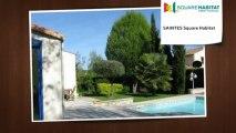 A vendre - Maison/villa - SAINTES (17100) - 9 pièces - 214m²
