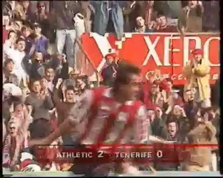 15.- En la Champions League. Temp. 98-99 + Los goles de Julen Guerrero