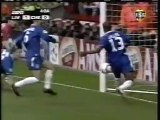 2005 (May 3) Liverpool (England) 1-Chelsea (England) 0 (Champions League)