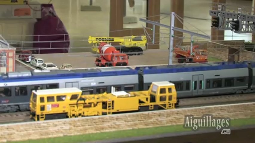 Le club de modélisme ferroviaire bb1601