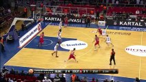 Dunk of the Night: Kostas Papanikolaou, Olympiacos Piraeus