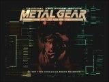 Metal Gear Solid (part1) l'infiltration de Snake !