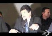 Maradona: Napoli non abbia paura di vincere con Juve - VideoDoc. Il Pibe de Oro: il campionato è ancora aperto
