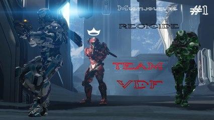 [ Multijoueurs Halo 4 ] Régicide team Voleurs de Frags chacun pour soi