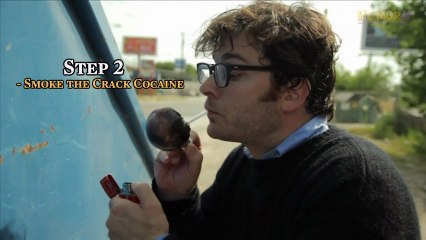 How To Tie a Double Windsor on Crack - Do Anything Stoned Ep. 2