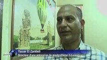 Louxor: les excursions en montgolfières interdites