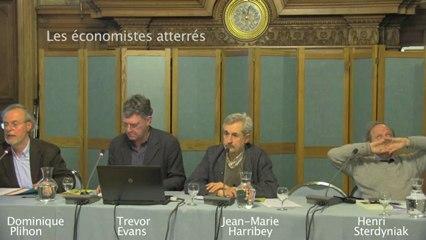 Conférence-débat sur l'état de l'Europe et nos initiatives 2013 - 3/6 1ère partie Débat avec la salle