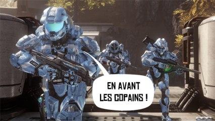 1er tournois team Voleurs de Frags - Halo 4, Glory4Gamers