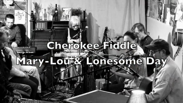 RFCW - The Cherokee Fiddle (M. M. Murphey) / Rencontre Folk, Country & Western Mary-Lou et Lonesome Day