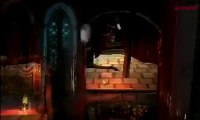 Castlevania : Lords Of Shadow - Mirror Of Fate - Gameplay de grimpettes dans le chateau