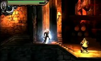 Castlevania : Lords Of Shadow - Mirror Of Fate - Gameplay de combat dans les bas fonds du château