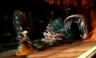 Castlevania : Lords Of Shadow - Mirror Of Fate - Gameplay d'exploration du chateau
