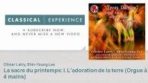 Igor Stravinski : Le sacre du printemps - Orgue à 4 mains - ClassicalExperience