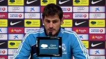 """Iker Casillas: """"Cristiano es nuestro jugador referencia"""""""