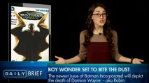 The Onion Drops a C-Bomb, Kimye Learns What Privacy Means & The Boy Wonder Gets Axed...Again