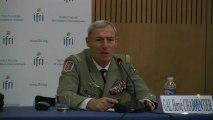 Débat - Rôle des armées dans la défense du territoire national