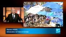 FRANCE 24 L'Entretien : Stéphane Hessel (enregistré en décembre 2011)