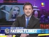 Pronto.com.ar Fátima Florez en la piel de la Nannis