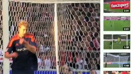 Kiessling vs Lewandowski : Le clash !