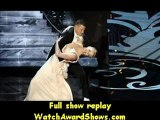 Academy Awards Charlize Theron and Channing Tatum dance onstage Oscars 2013