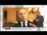 Mali - Interview de Laurent Fabius (Assemblée Nationale - 27/02/2013)