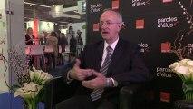 SMCL 2012 : ITV ORANGE : Thierry Vinçon, maire de Saint-Amand-Montrond (18)