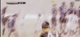 PJANIC Brilliant SNOW Free Kick against Atalanta |Little Prince HD|