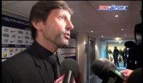 """PSG - OM / Leonardo: """"Si nous avons un public comme ça, on ne va plus perdre au Parc des Princes"""" - 27/02"""