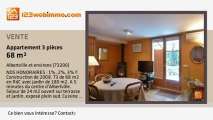 A vendre - appartement - Albertville et environs (73200) - 3 pièces - 68m²